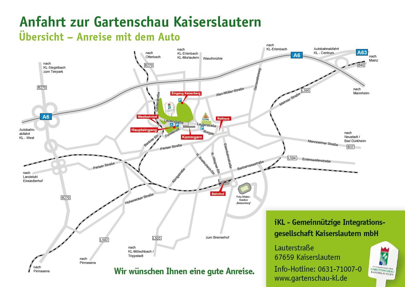 Anfahrt und Parken | Gartenschau Kaiserslautern on berlin bus route map, london bus route map, paris bus route map, barcelona bus route map, frankfurt bus route map, bologna bus route map,