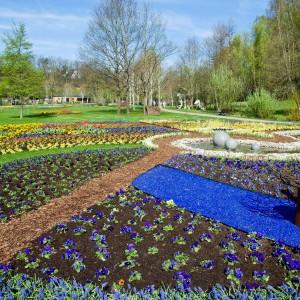 Frühling auf der Gartenschau