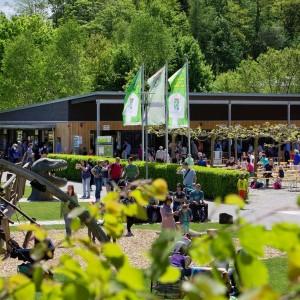 Gastronomie im Neumühlepark