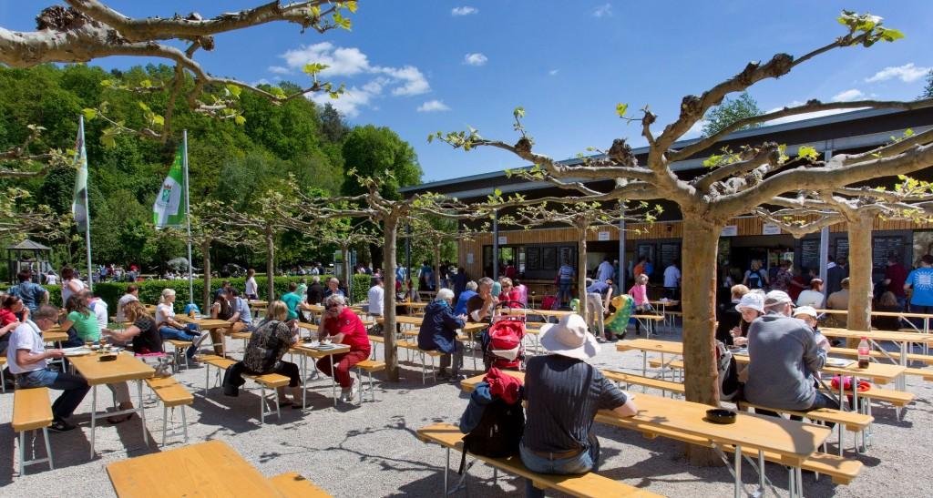 Gastronomie Neumühlepark