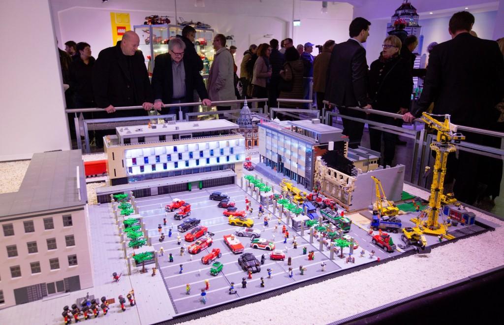 Lego-Ausstellung Stiftsplatz