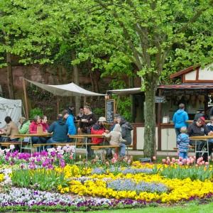 Tafeley im Neumühlepark