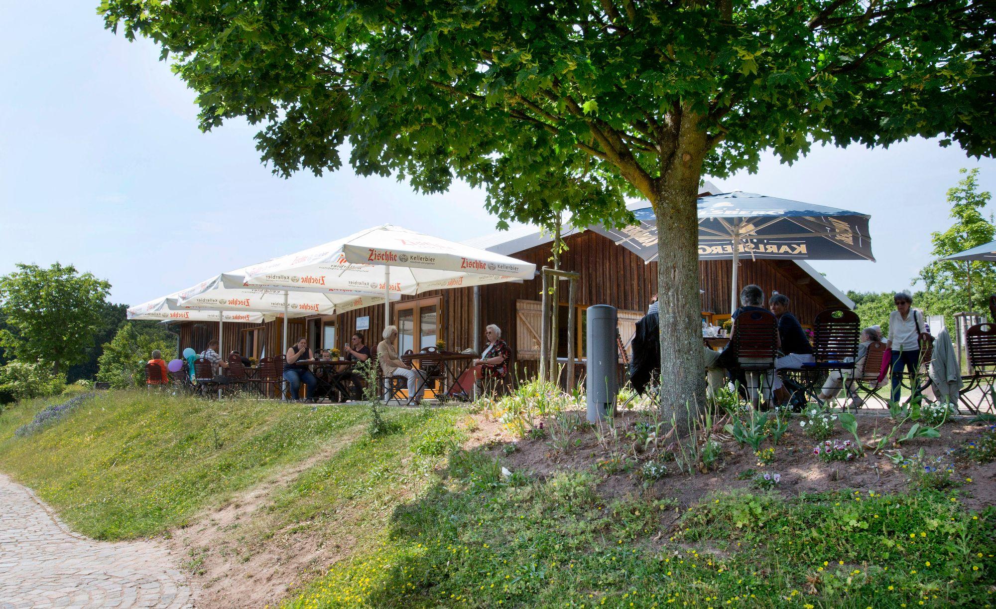 Gastronomie Gartenschau Kaiserslautern
