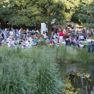 Picknick am Neumühlewoog