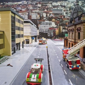 Kaiserslautern, Gartenschau, Ausstellungshalle. Eröffnung der Gartenschau-Saison 2016 und der groÃen LEGO-Ausstellung.      22.03.2016  Foto: Martin Goldhahn / view